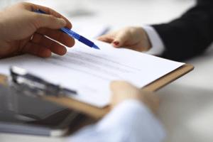 Договор гражданско-правового характера с физическим лицом: образец 2020