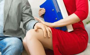 Сексуальные домогательства на работе