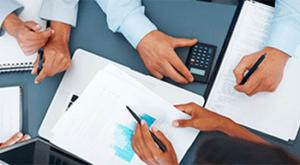 Показатели премирования работников и специалистов: по отделам, бухгалтера