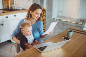 Когда приходит детское пособие после подачи документов?